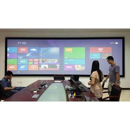 陕西西安大型环幕融合系统+环幕融合系统+大屏幕融合系统