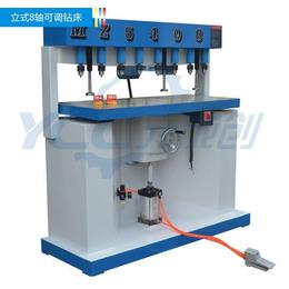 供应元成创立式钻孔机 气动排钻 木工群钻缩略图