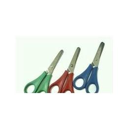 厂家直销不锈钢学生剪刀 办公剪刀 手工家用剪刀 安全剪刀 美工刀