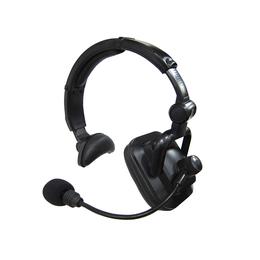 洋铭单耳耳机麦克风HP-1