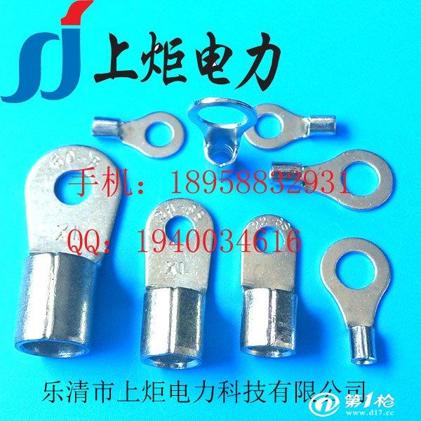 sv5-5,sv5-6,sv5-8   上炬电力-专业生产各种铜接线端子,铜鼻子,双孔