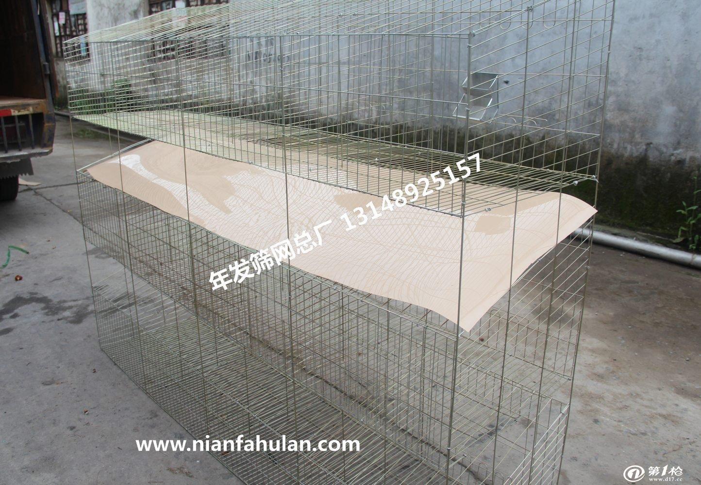 砖砌兔笼结构图