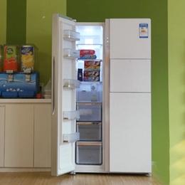 对开门冰箱变频 风冷无霜