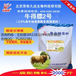 肉牛饲料专业供应商 北京泽牧久远