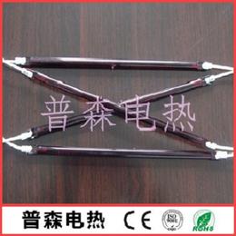 红宝石碳纤维加热管 远波红外线发热管 汗蒸房理疗灯管