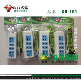 公牛GN-101 上海泗泾五金城批发 排插拖线板1.8米 电源转换器缩略图