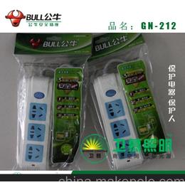 公牛GN-212型号安全插座批发零售 公牛上海泗泾五金城特约经销商缩略图