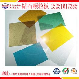 西宁供应透明PC耐力板 中国红耐力板 各色耐力板