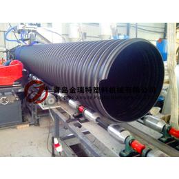 供应厂家直销优质PE钢带增强螺旋管生产设备