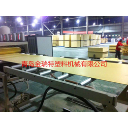 供应厂家直销生态护墙板设备生产线