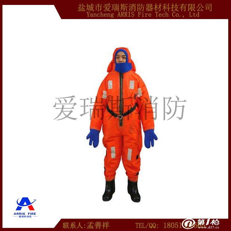 水上救援救生浸水保温服生产厂家