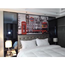 供应超过九成客户满意的酒店装饰画