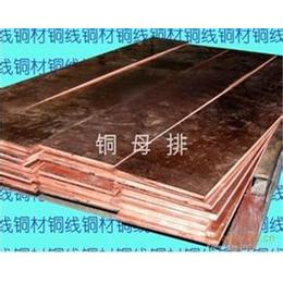 天津TU1无氧铜排经销商