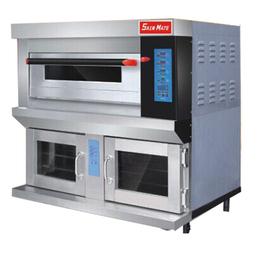 Sainmate烤箱带8层发酵箱