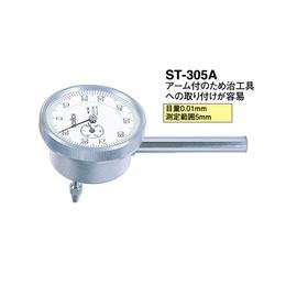 日本teclock得乐指针式百分表ST-305A