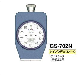 日本teclock得乐指针式海绵硬度计 进口GS-702N缩略图