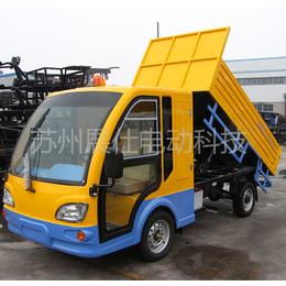 无锡宜兴四轮环卫车 装桶运输车 高压清洗车 翻桶垃圾车