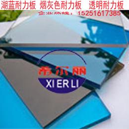 张家口PC耐力板平板卷材厂家直销 耐力板透明多色可定做