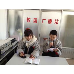 陕西西安校园广播功放 校园广播音响 校园无线广播qy8千亿国际