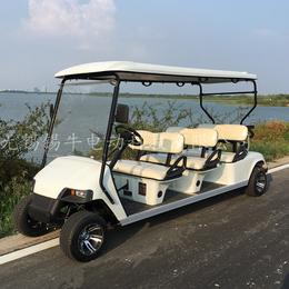 热销湖州电动高尔夫球车厂家-6座景区代步观光车