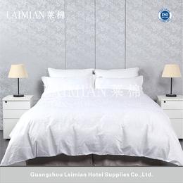 莱棉星级酒店床上用品四件套 提花全棉四件套 外贸批发