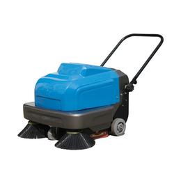 沙发厂地面清扫用洗地机 凯德威手推式经济型洗地机