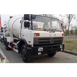 混凝土搅拌车价格+东风小型搅拌车厂家供应