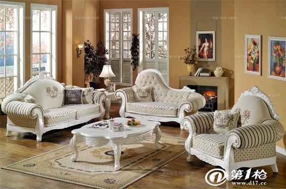 欧式家具风格