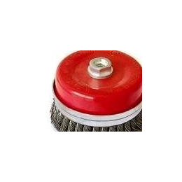 供应优质碗型钢丝轮 加厚型碗型钢丝轮
