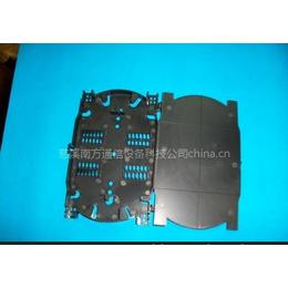高品质12芯熔纤盘12芯FC束状尾纤 一体化熔纤盘