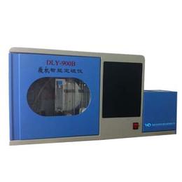 厂家直销测硫仪微机定硫仪专业制造商伟琴煤质仪器有限公司