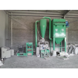 河北厂家专业订做壁纸磨粉机高产量无污染