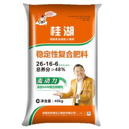 桂湖复合肥料 值得信赖的品牌