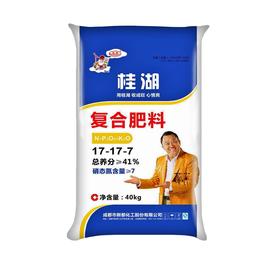 桂湖平安国际娱乐农用复合肥料