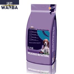 沃巴小型犬幼犬哺乳母犬粮通用型5KG高蛋白美毛去泪痕