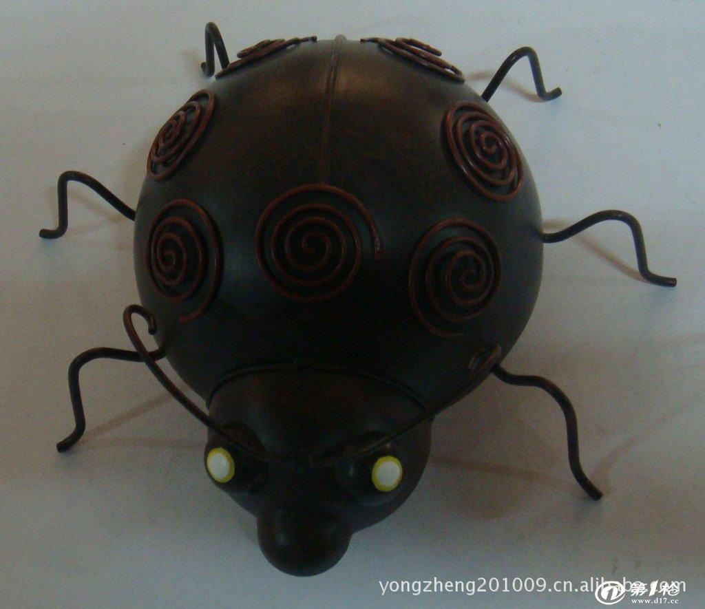 铁丝动物制作图解