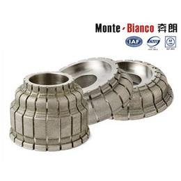 金刚石磨轮石材异形边角磨边轮磨边角砂轮轮异形石材磨轮厂家直销