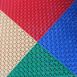 卉馨25cm篮球场网球场幼儿园室内外专用耐磨简易拼装悬浮地板