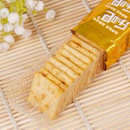 乐吧薯片乐吧小脆薯片多口味非油炸脆饼干休闲零食