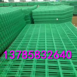 绿化护栏铁丝网    水库河道防护网  厂家生产弯头铁丝网