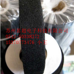 茗超减小噪音绒布胶带 高温线速绒布胶带