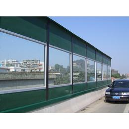 小区隔音屏障生产厂家可制造金属顶部弧度样式