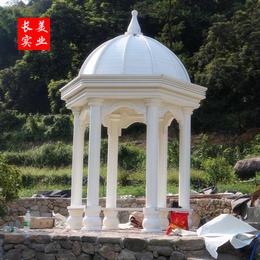 欧式<em>景观</em>亭石亭建筑罗马柱圆形帽石亭子