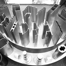 各种铝型材  批发及零售