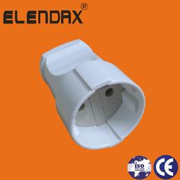 供应不接地欧式接线插座移动母插头延长线插座
