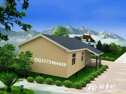 济南枣庄泰安菏泽聊城烟台轻钢别墅图片