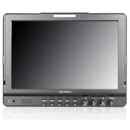 富威德 10.1寸IPS屏i双进双出 全功能摄影导演监视器