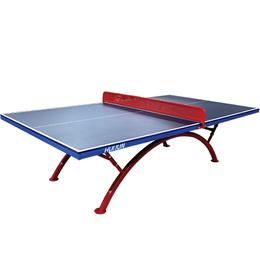 HJ-L003 L010室外乒乓球桌SMC彩虹室外乒乓球台
