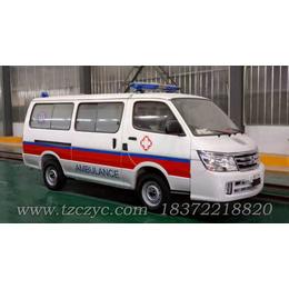 武汉金杯海狮救护车总代理
