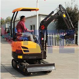 品牌直销小型挖掘机 路面小型挖掘机